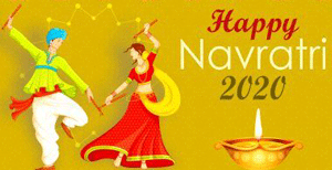 Happy Navratri (शुभ नवरात्रि) -2020