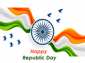 Happy Republic Day (INDIA)